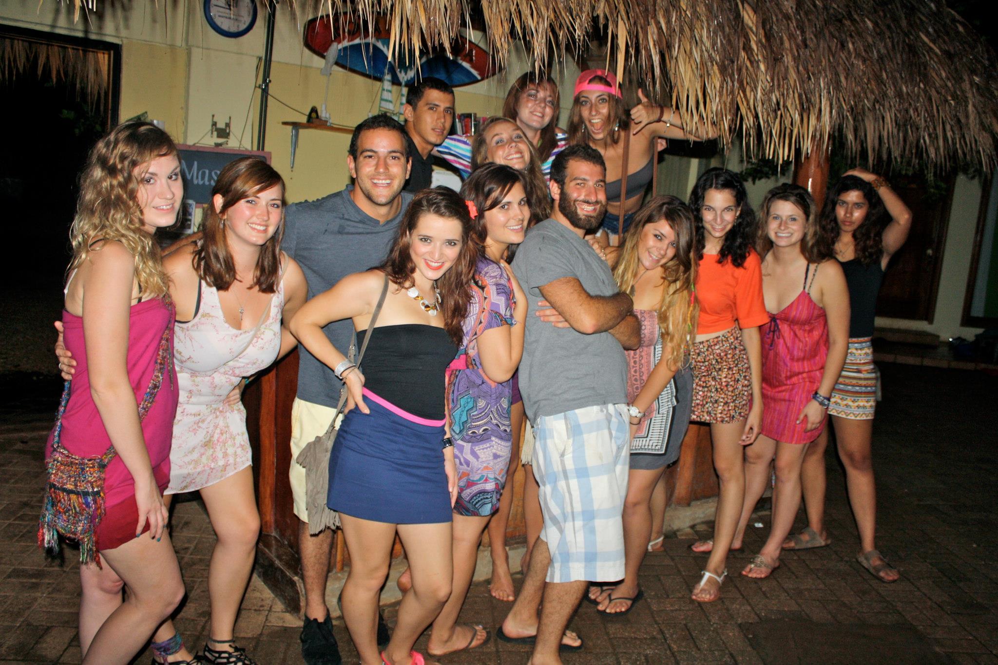 Prostitutes in tamarindo costa rica