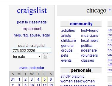 Craigslist Apartments Chicago Suburbs